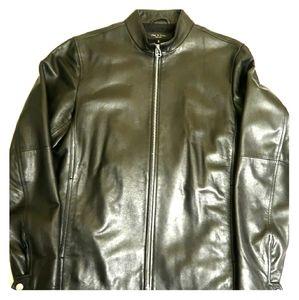 rag & bone New York Lamb Leather Archie Jacket